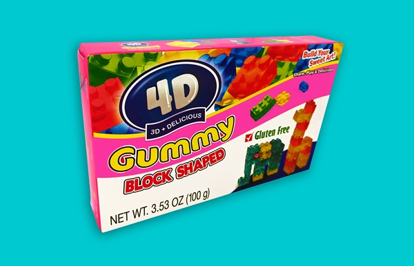 www.ExclusiveBrands.ca Gummies & Chewy Candy